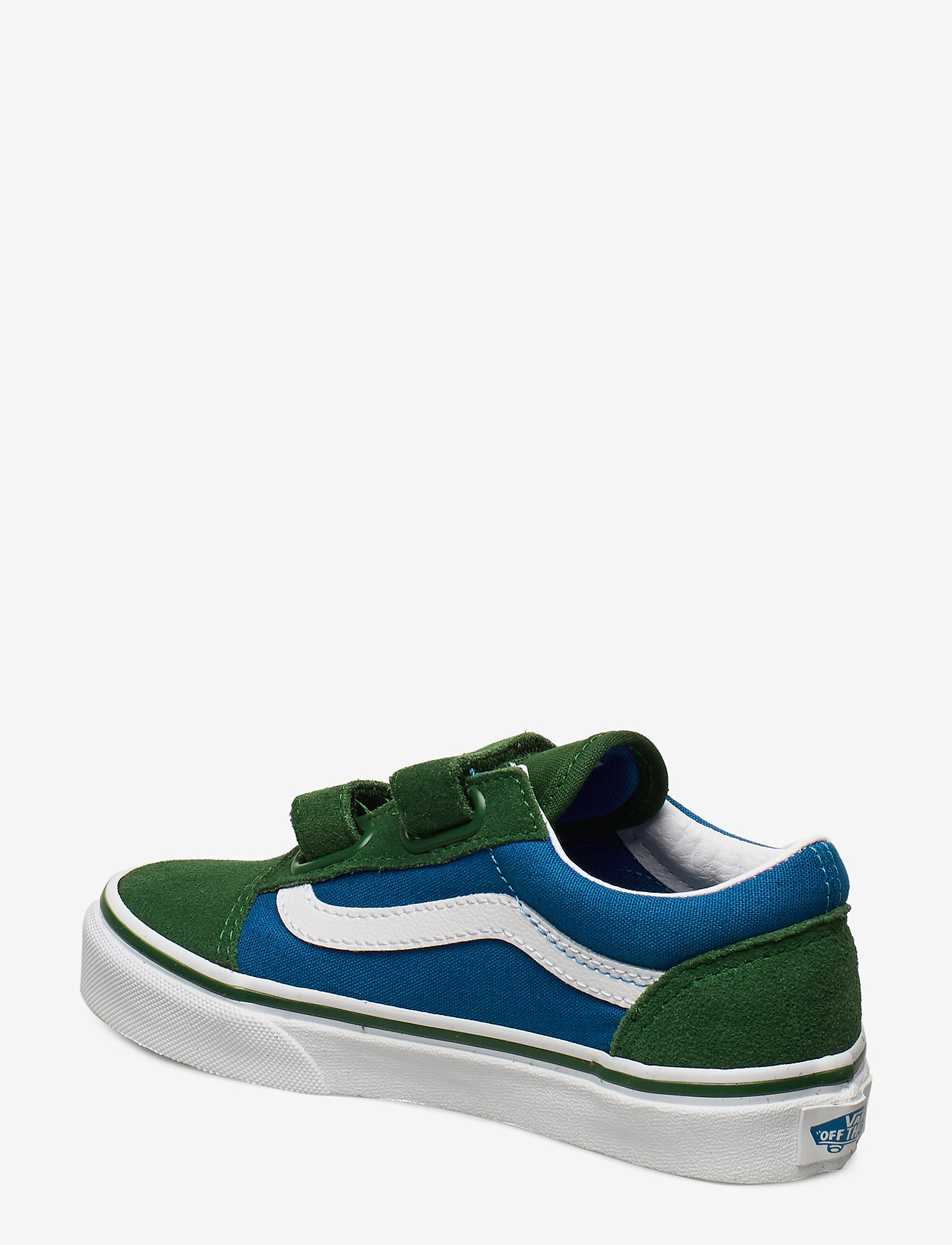 Vans Uy Old Skool V - Sneakers (2-tone)mdtrnbl/grnrpstrs