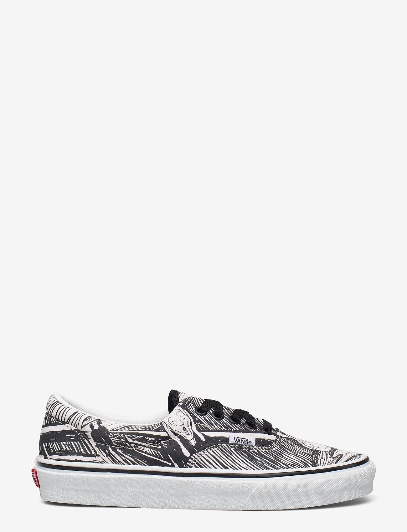 VANS - UA Era - laag sneakers - (moma) edvard munch - 1