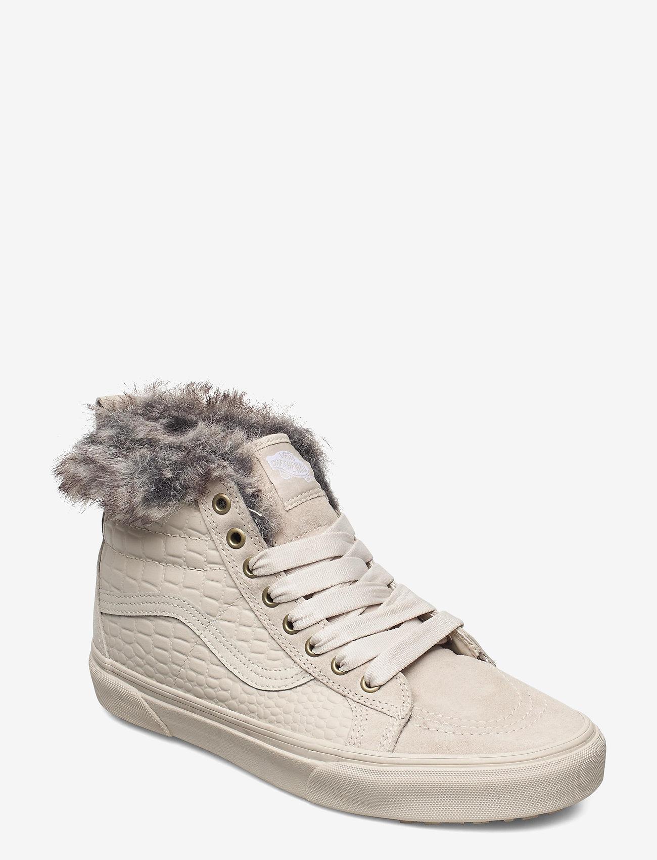 VANS - UA SK8-Hi MTE - hoge sneakers - (croc mte)oatmeal/oatmeal - 0