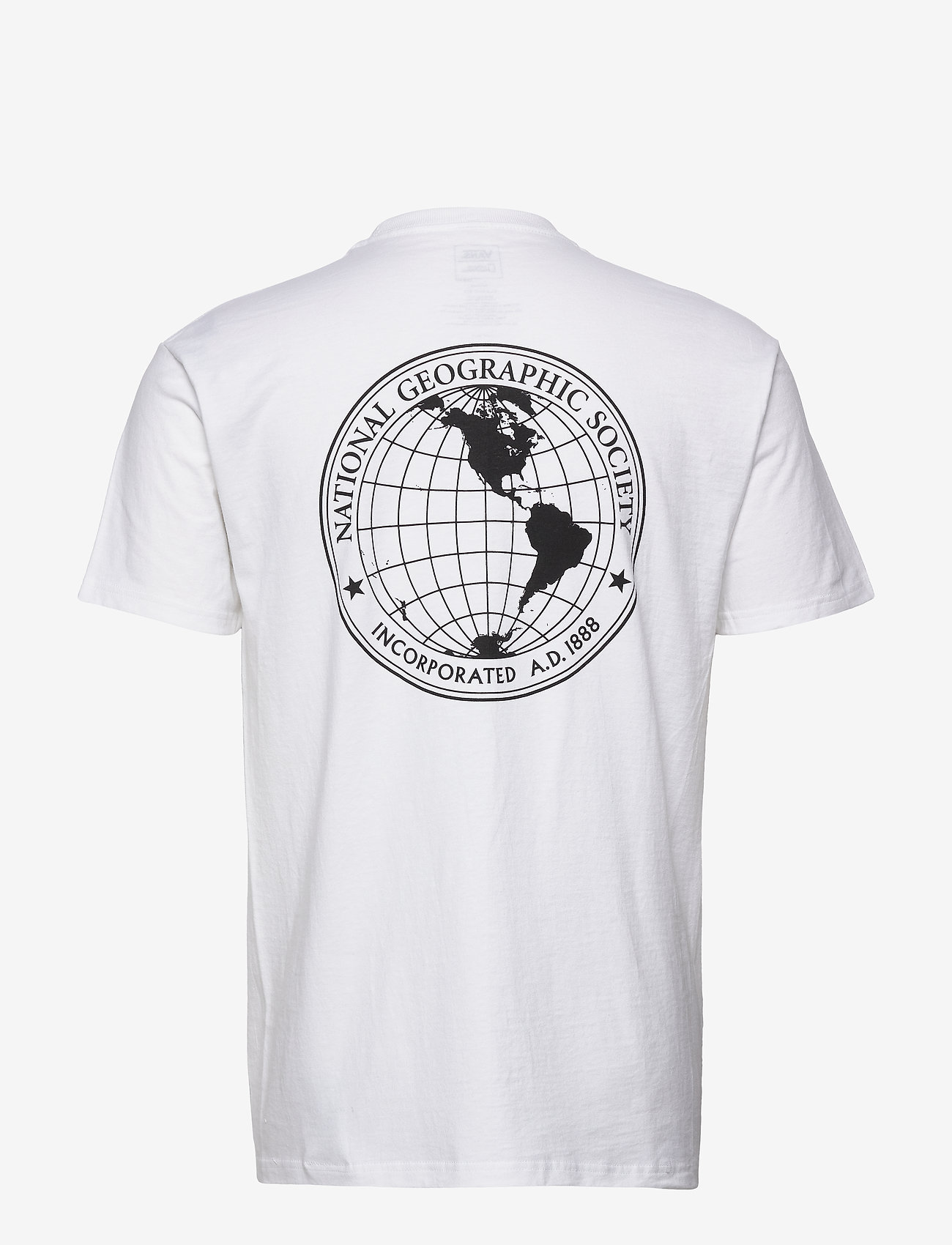 Vans X Nat Geo Globe Ss - T-shirts