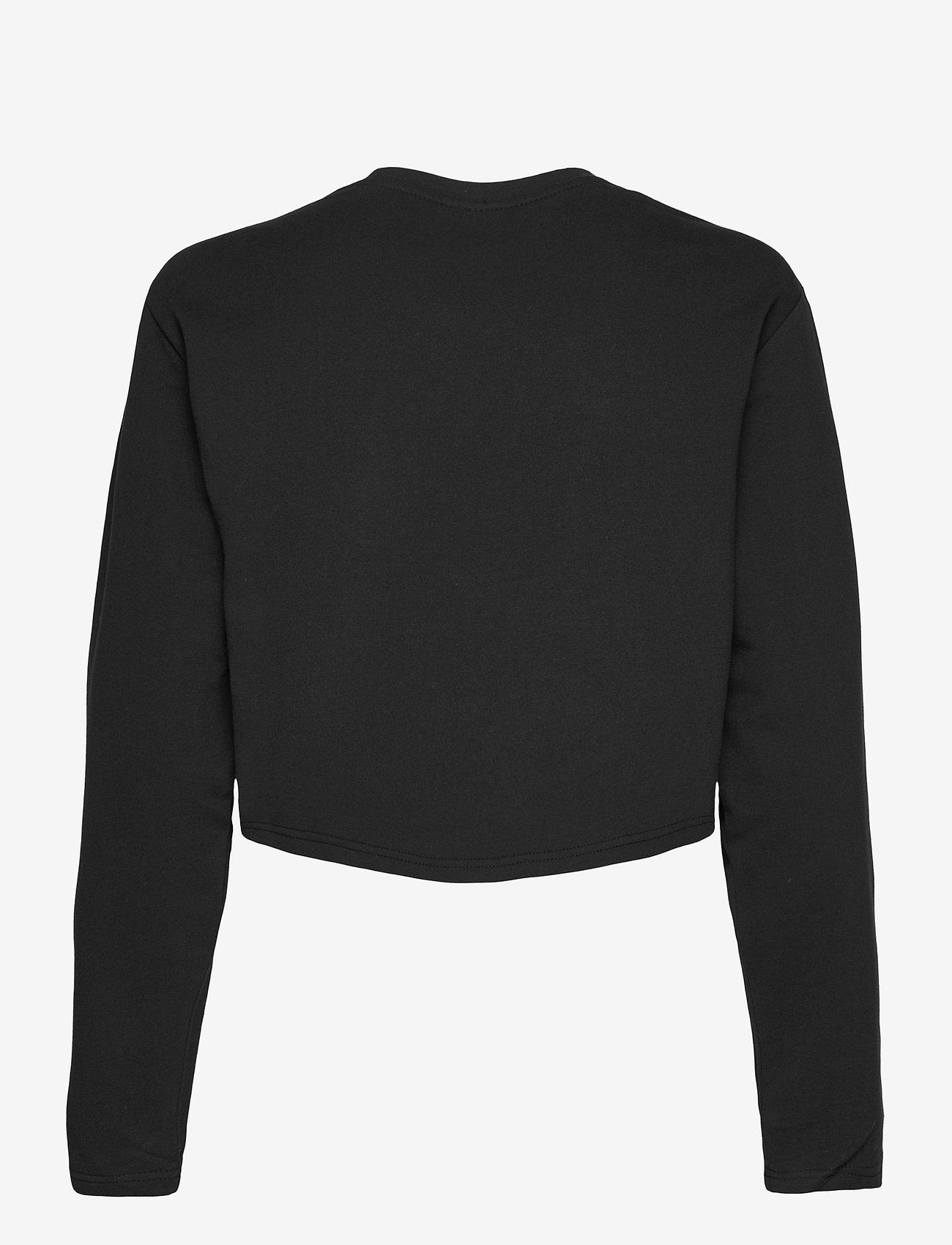 VANS - RAMP TESTED CREW - navel shirts - black - 1