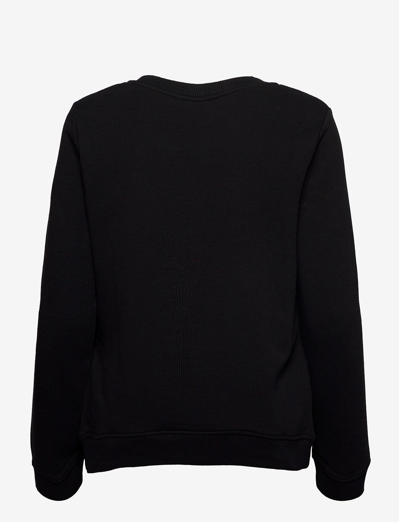 VANS - CLASSIC V CREW - sweatshirts - black - 1