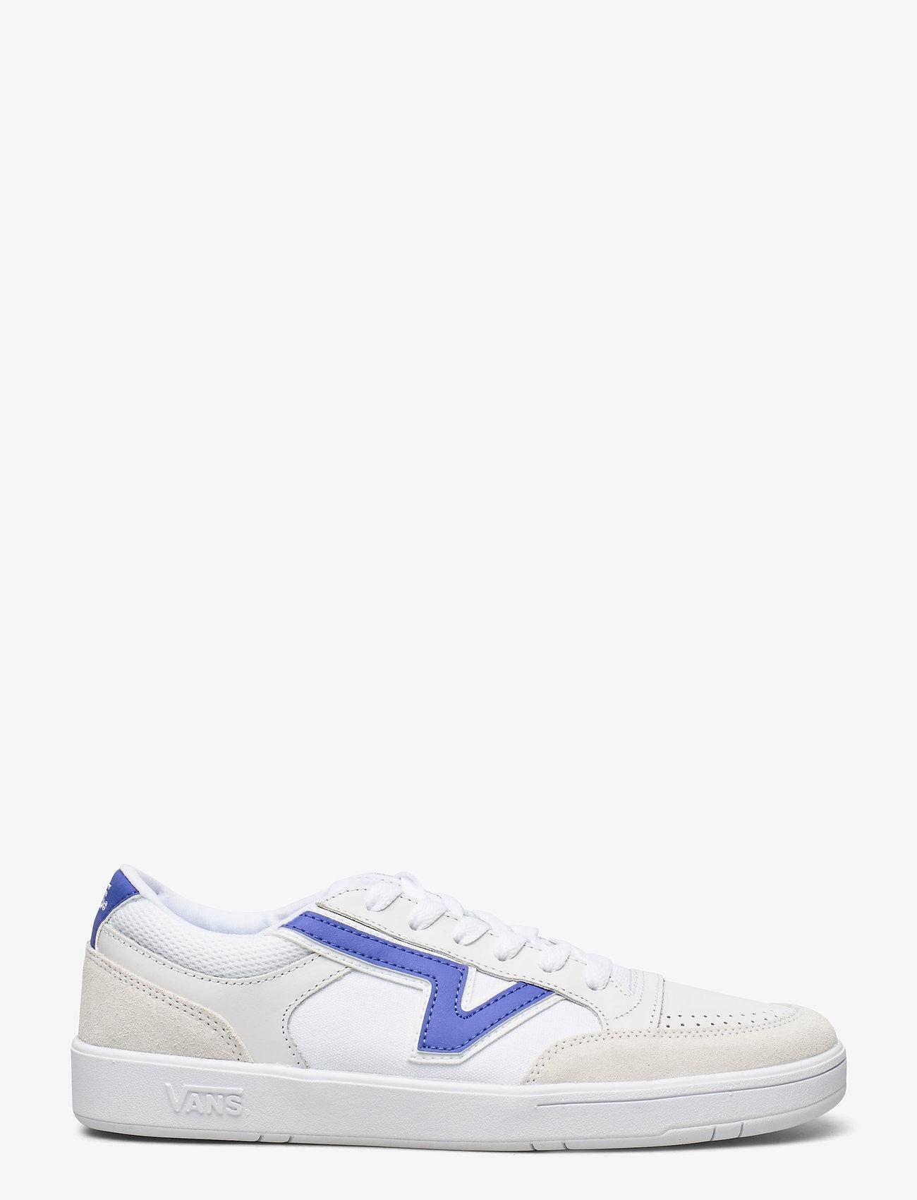VANS - UA Lowland CC - laag sneakers - (court) tr wht/baja blue - 1