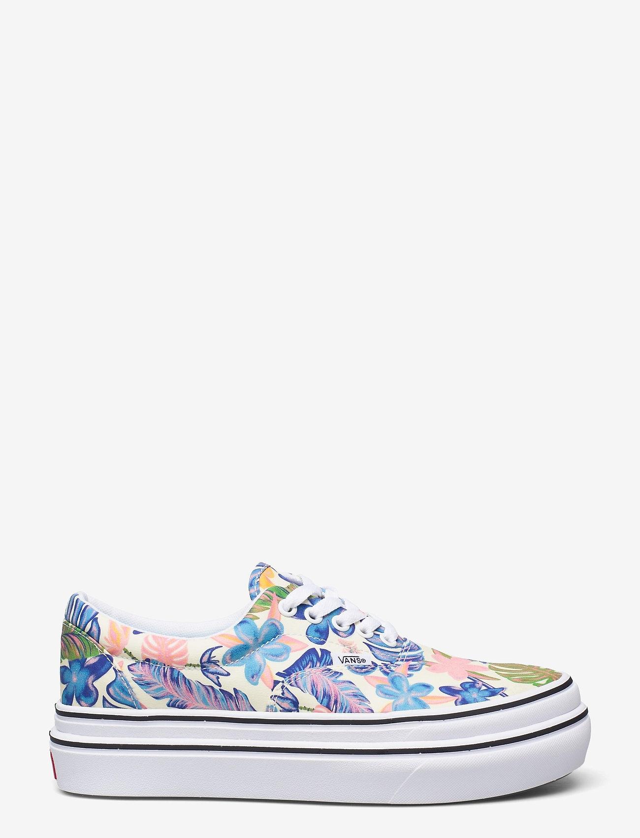 VANS - UA Super ComfyCush Era - lave sneakers - (tropicali)mellowylwtrwht - 1