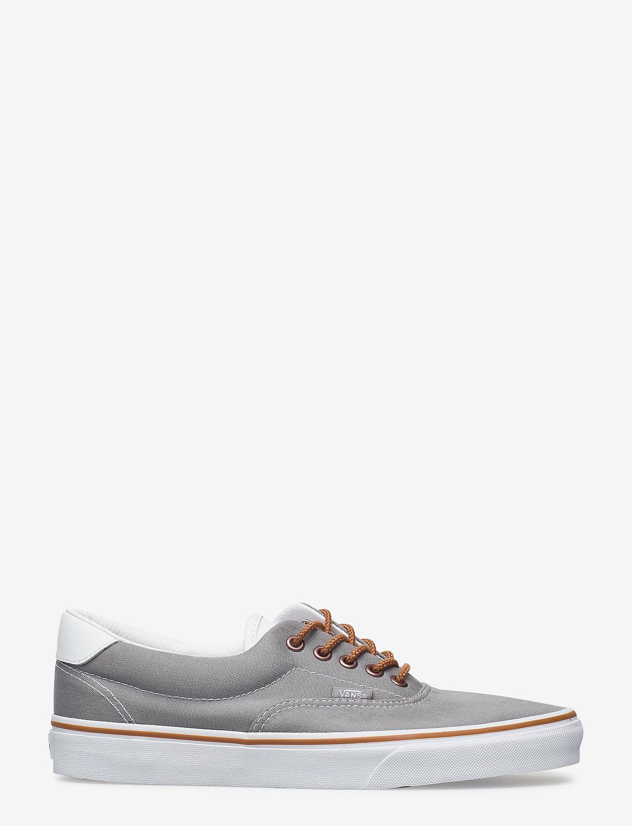 VANS - UA Era 59 - lave sneakers - (c&l) gray/floral - 1