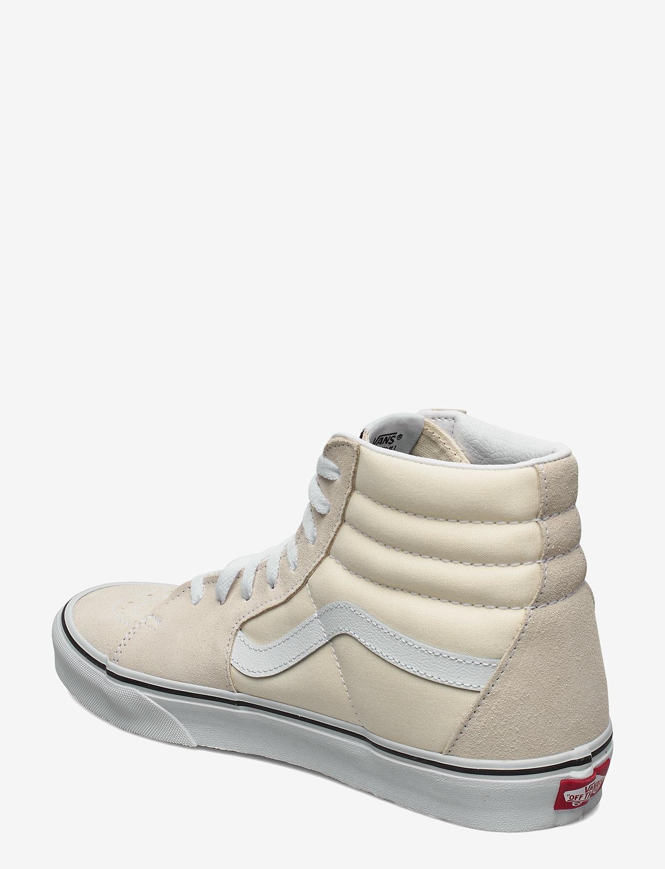 Ua Sk8-hi (Classic White/true White) - VANS