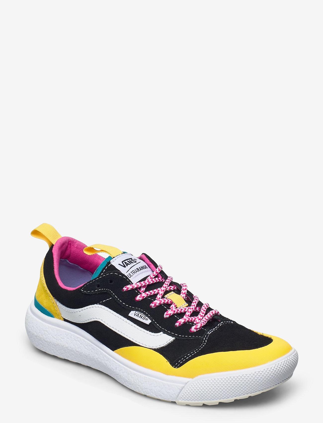 VANS - UA UltraRange EXO SE - lage sneakers - (66 supply) black/multi - 0