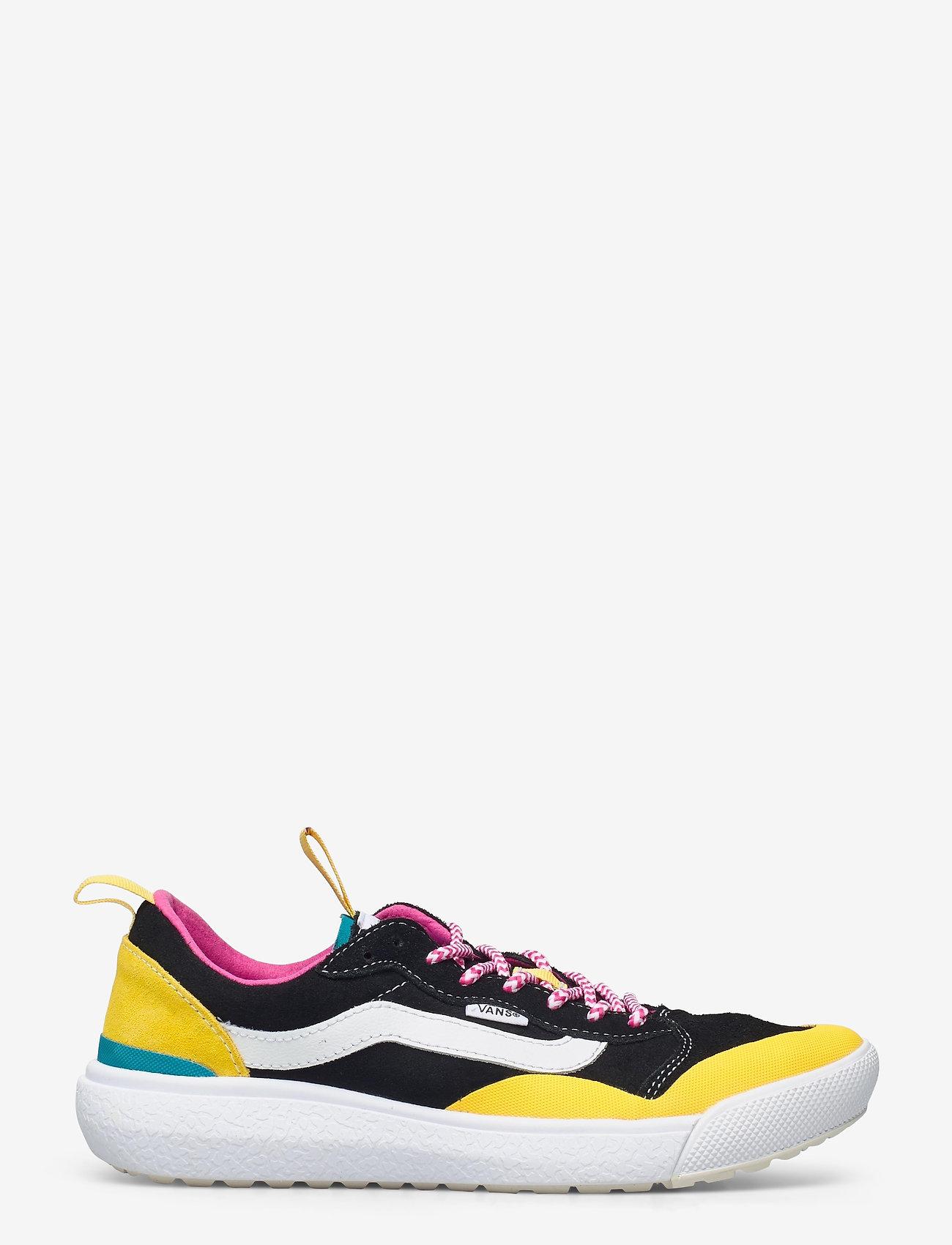 VANS - UA UltraRange EXO SE - lage sneakers - (66 supply) black/multi - 1