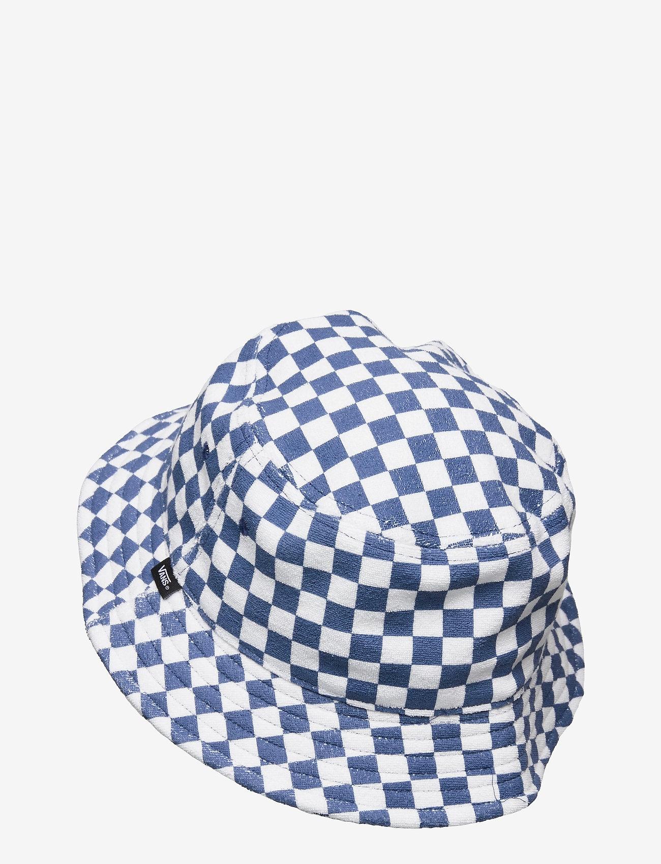 VANS - VANS X PENN BUCKET - bucket hats - (penn) true navy chckrbrd - 1