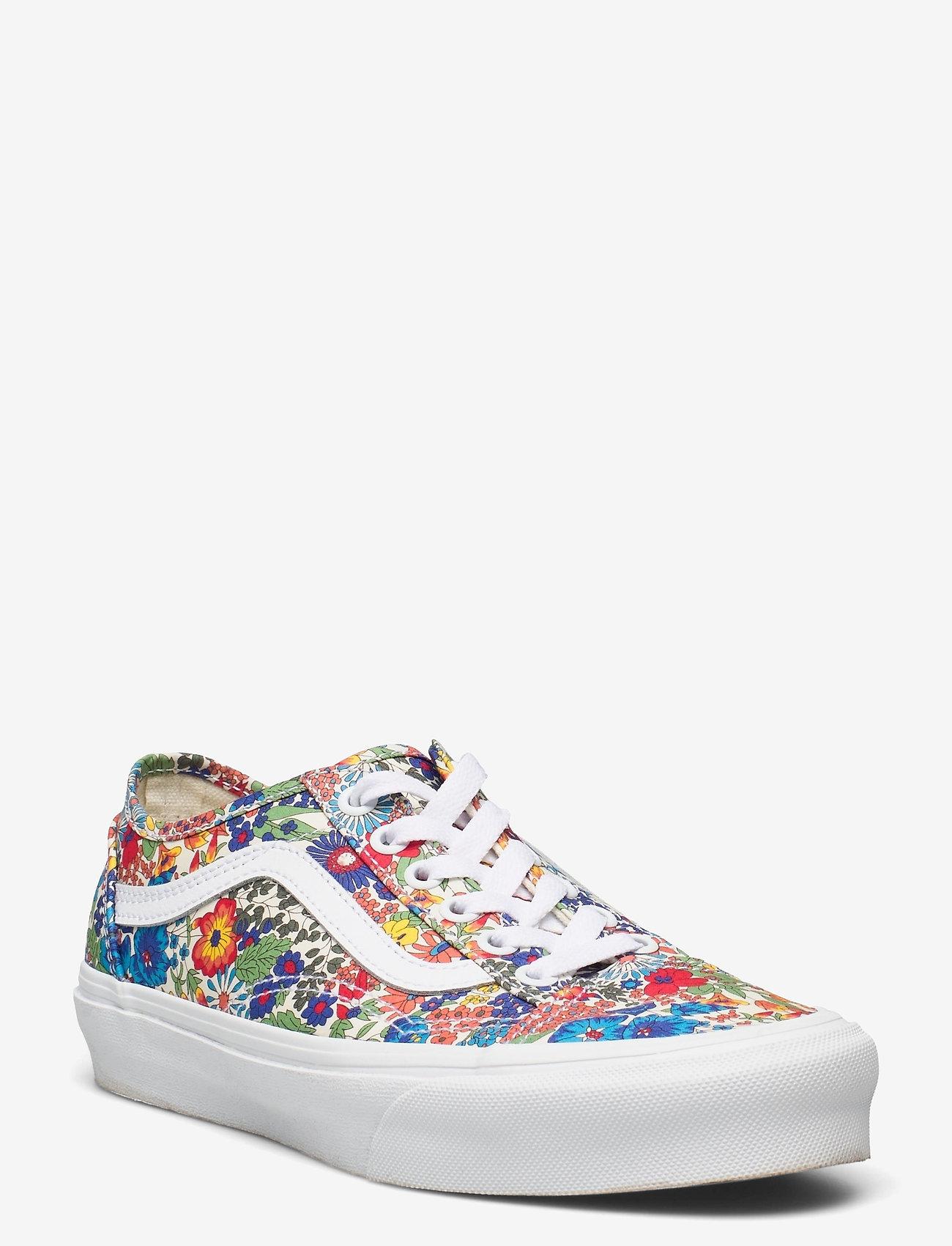 VANS - UA Old Skool Tapered - lave sneakers - (libertyfabrcs)mltylwflrl - 0