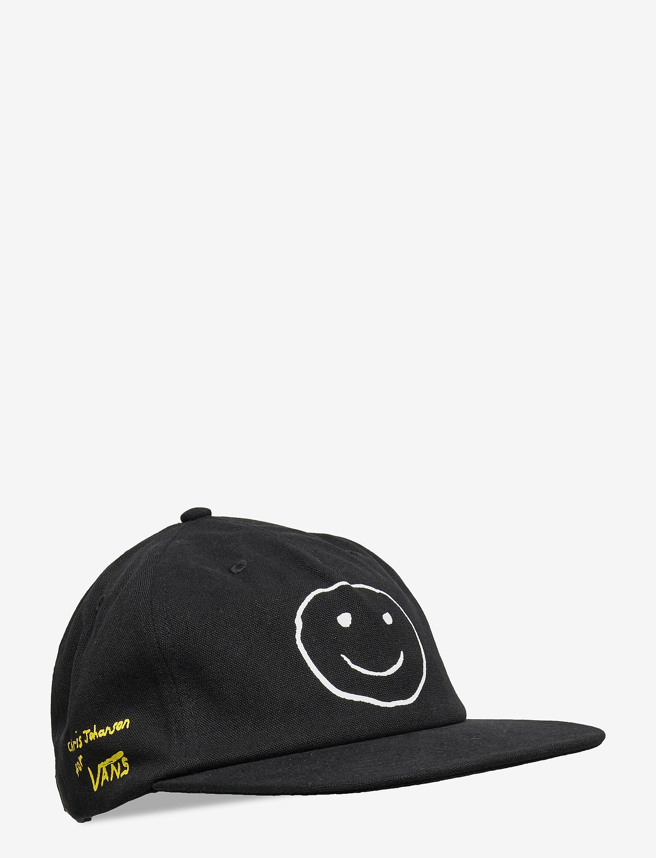VANS - VANS X CJ SHALLOW UNSTRUCTURED - flat caps - vintage black - 0