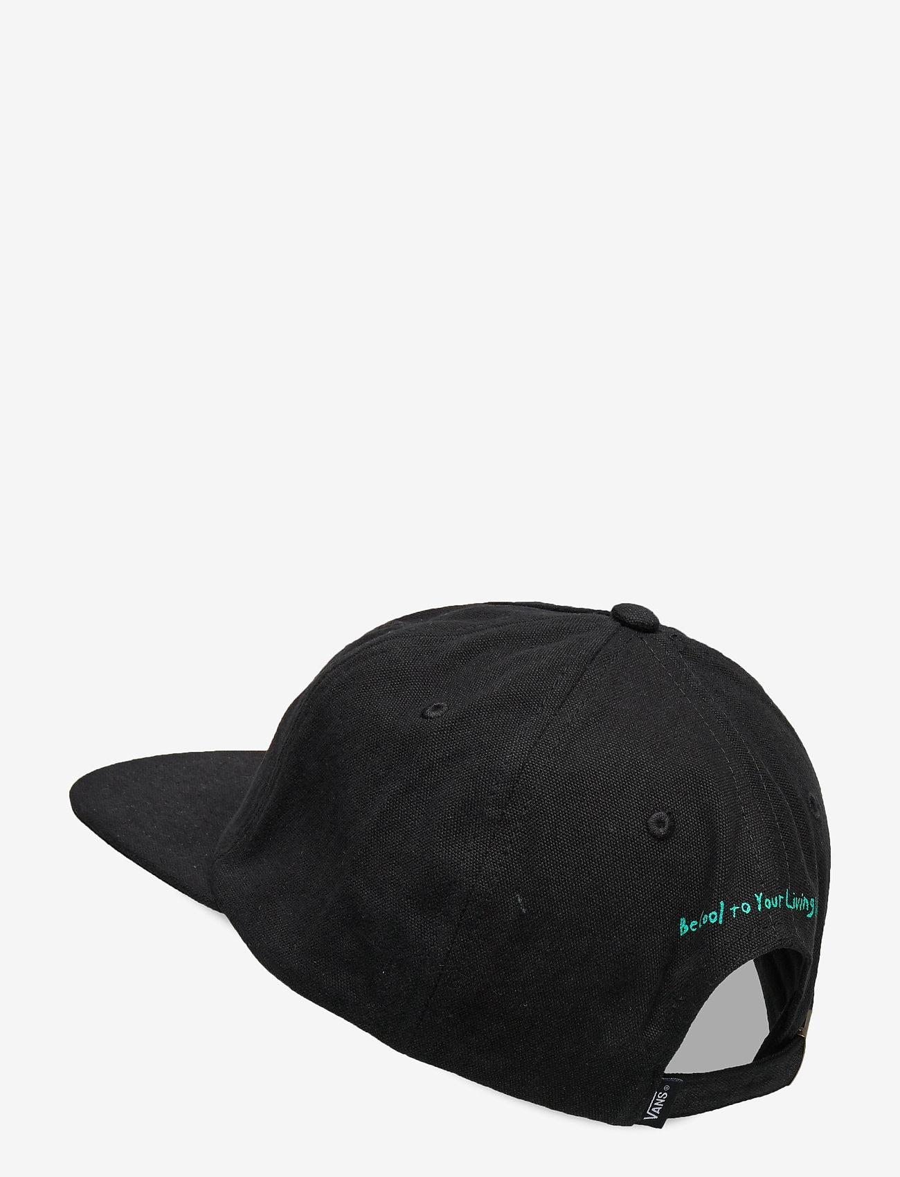 VANS - VANS X CJ SHALLOW UNSTRUCTURED - flat caps - vintage black - 1