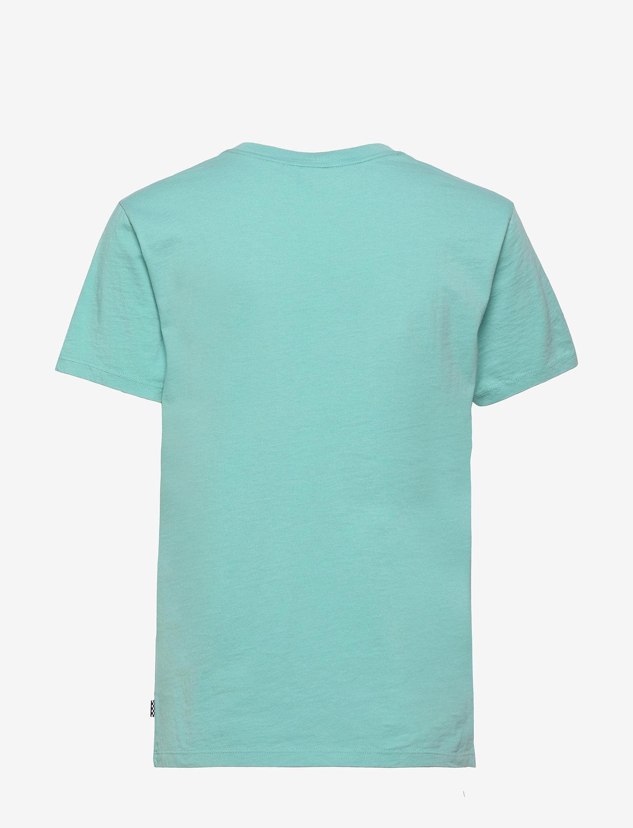 VANS - Top Womens Alpha - t-shirts - (liberty fabric)aqua haze - 1