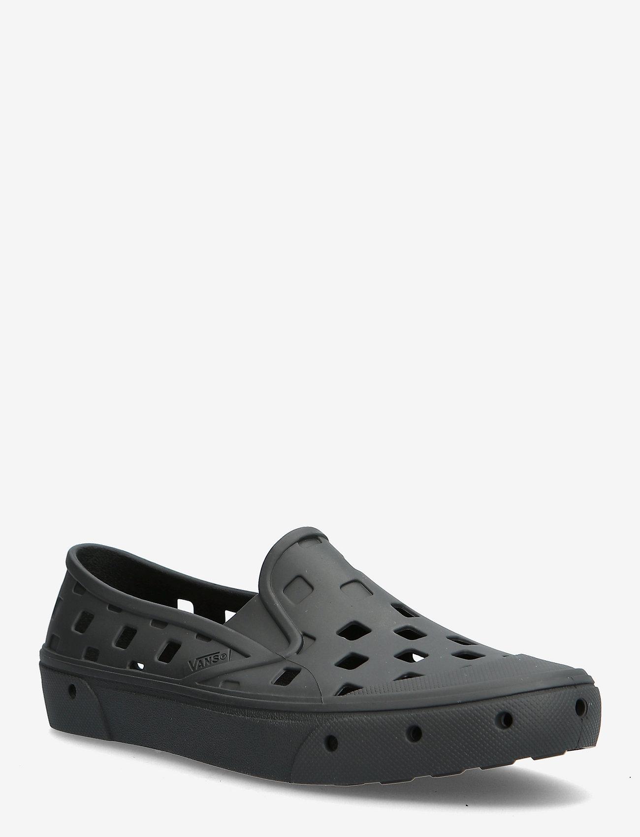 VANS - UA Trek Slip-On - slip-on schoenen - black - 0