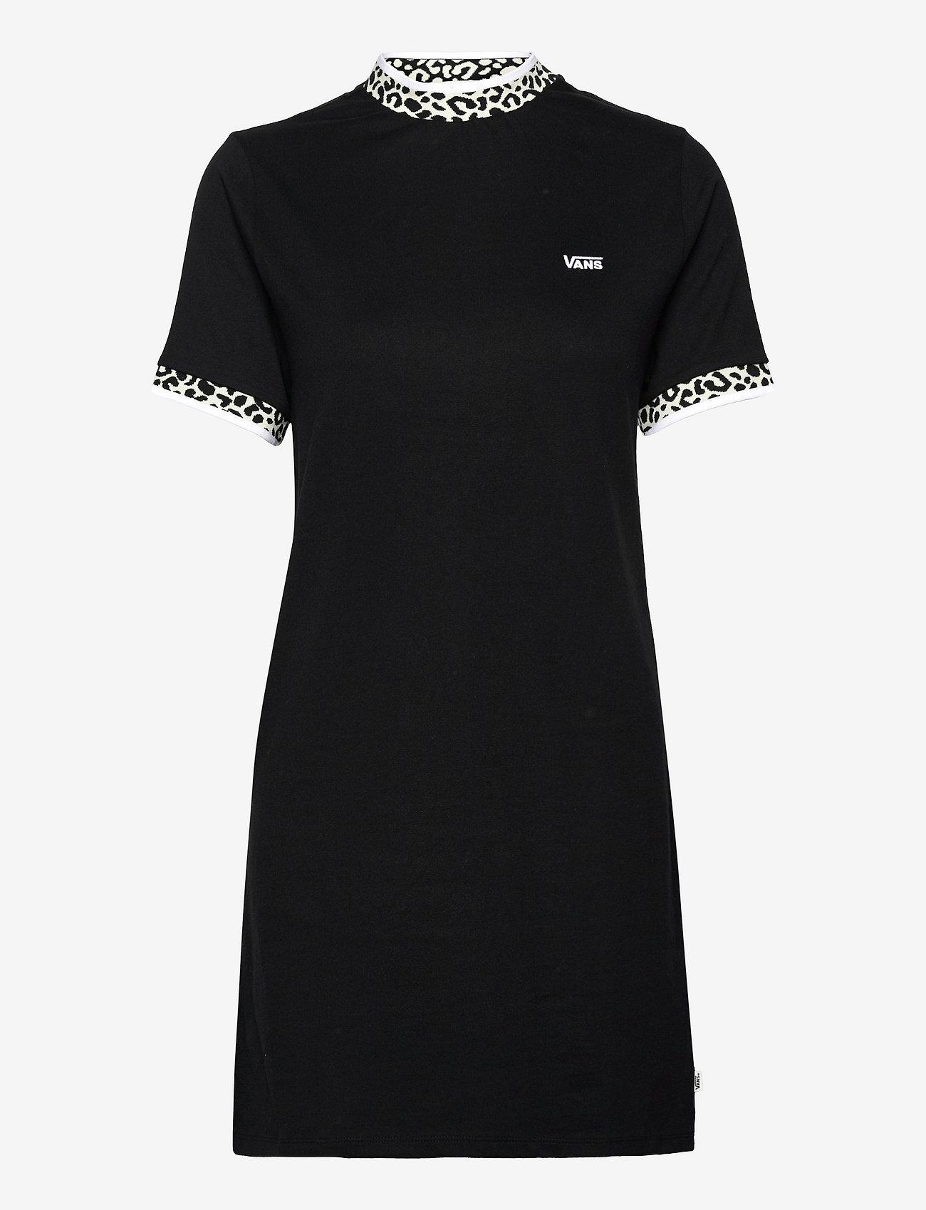VANS - Bottom Womens Alpha - tshirt jurken - black - 0