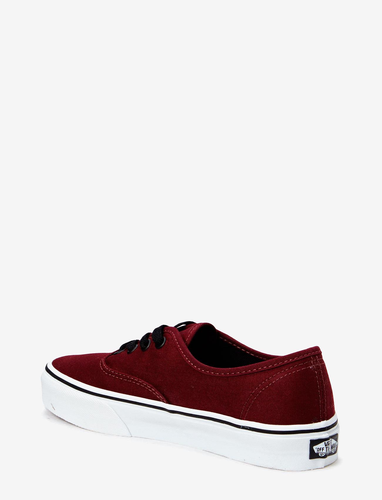 VANS - UA Authentic - laag sneakers - port royale/black - 1