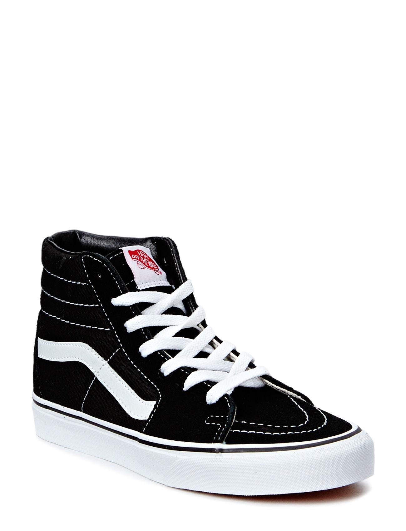 7ec03092a4c Ua Sk8-hi (Black black white) (85 €) - VANS -
