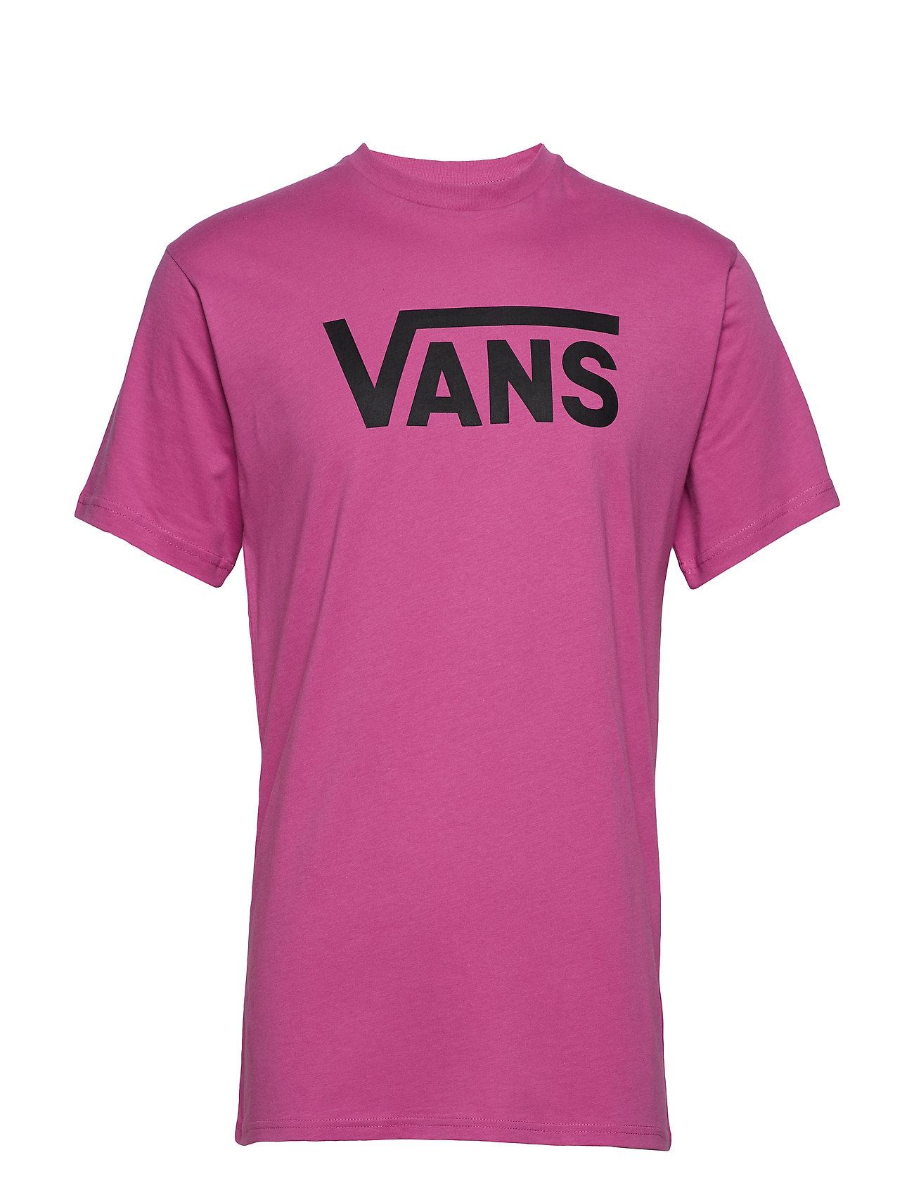 Mn Vans Classic T shirt Lyserød VANS