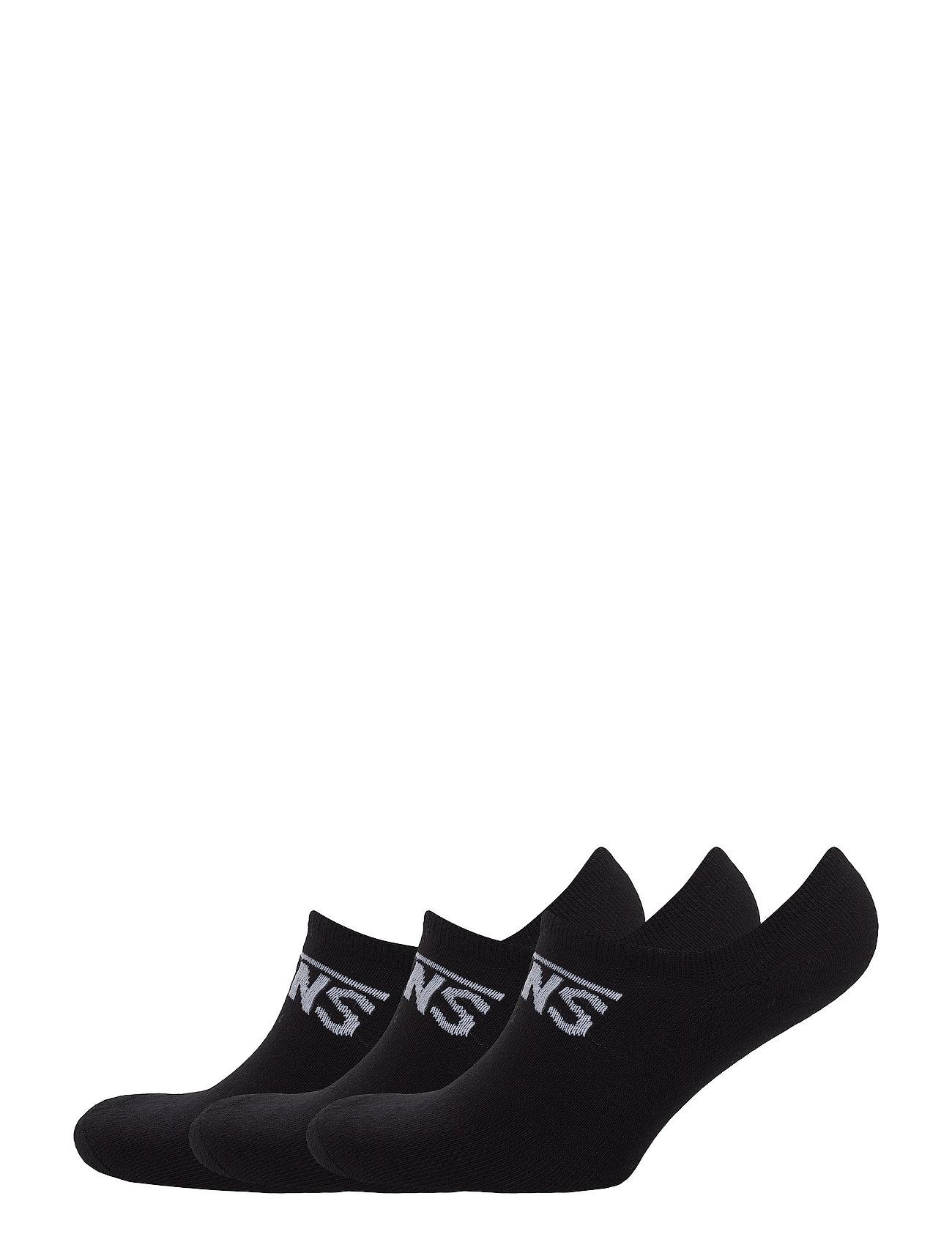 VANS CLASSIC KICK BOYS (1-6, 3PK) - BLACK