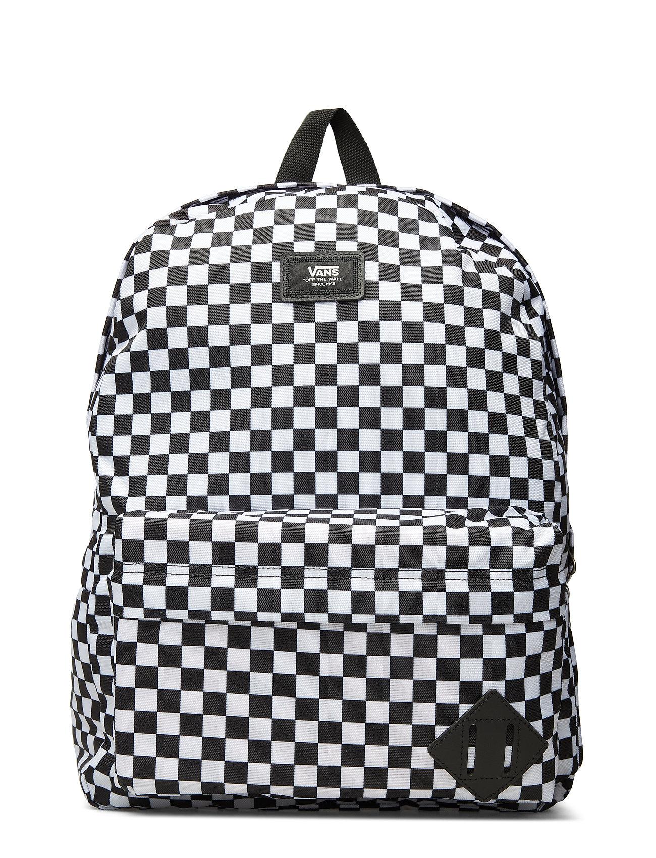 VANS Daypacks Mens One - BLACK/WHITE CHECK