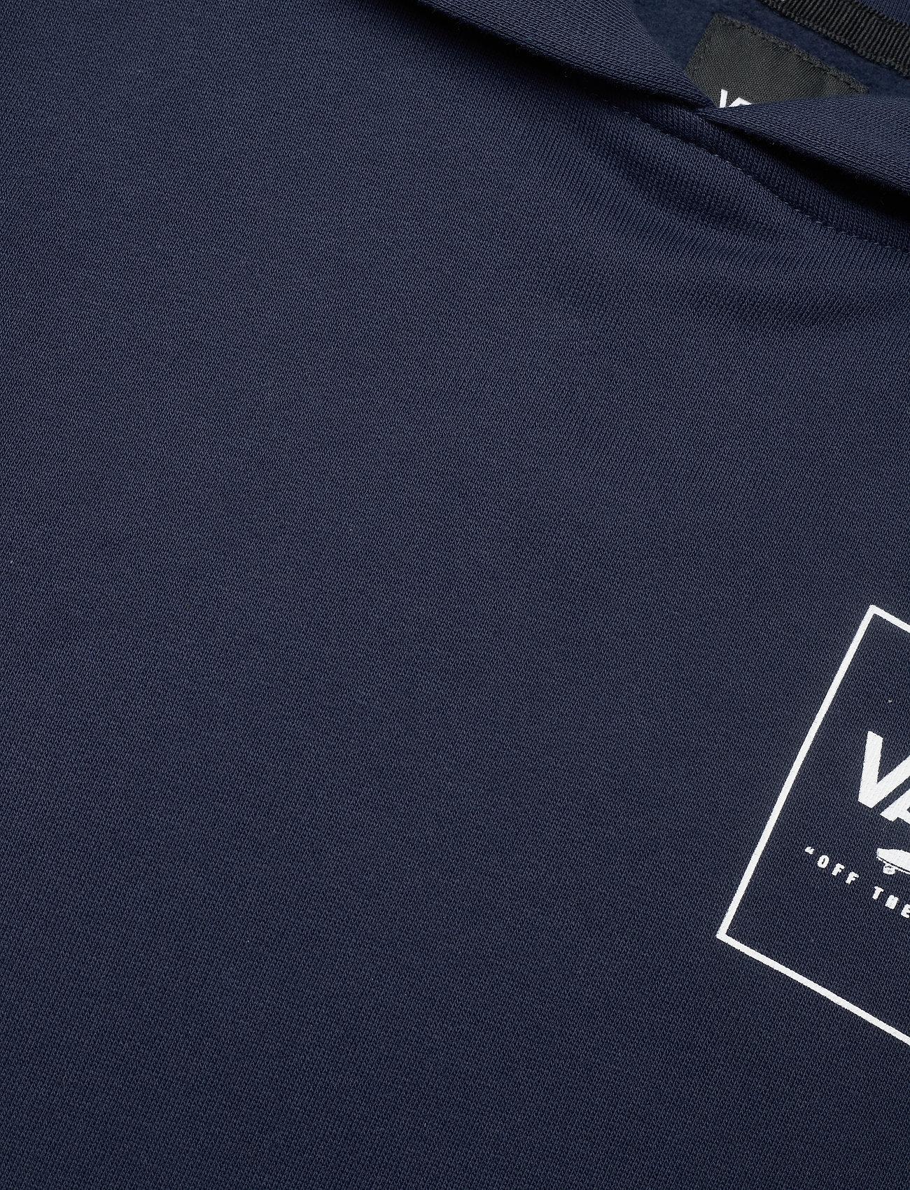 VANS - PRINT BOX BACK PO BOYS - kapuzenpullover - dress blues/califas - 1