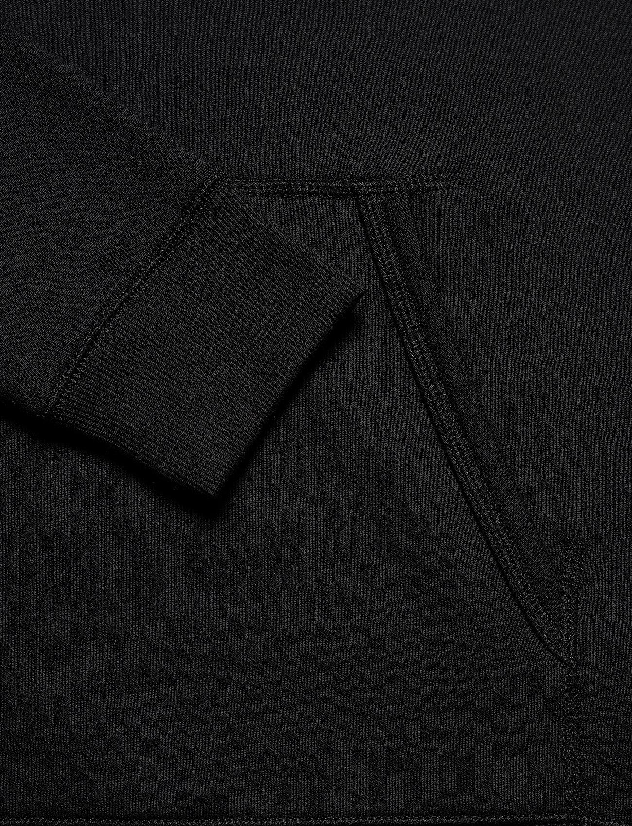 VANS VERSA STANDARD HOODIE - Sweatshirts BLACK - Menn Klær