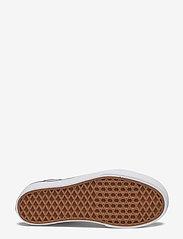 VANS - UA Old Skool Platform - chunky sneakers - black/white - 4