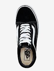 VANS - UA Old Skool - lave sneakers - black/white - 4