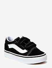 VANS - TD Old Skool V - sneakers - black - 0