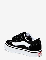 VANS - TD Old Skool V - sneakers - black - 1