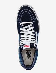 VANS - UA SK8-Hi - hoog sneakers - navy - 2