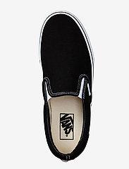 VANS - UA Classic Slip-On - slip-on schoenen - black - 2