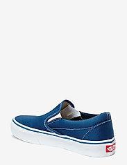 VANS - UA Classic Slip-On - slip-on schoenen - navy - 2