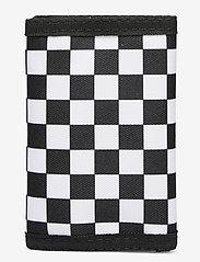 VANS - SLIPPED - beurzen - black/white check - 1