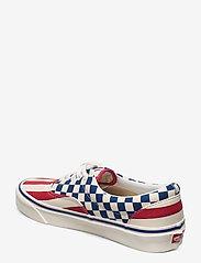 VANS - UA Era 95 DX - laag sneakers - (anhm fcty)ogrdstpsogblck - 2