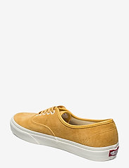VANS - UA Authentic - laag sneakers - (pig suede)honeygoldtrwht - 2