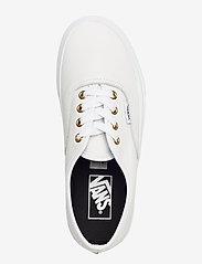 VANS - UA Authentic - laag sneakers - (leather) truewht/truewht - 3