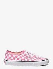 VANS - UA Authentic - lage sneakers - (checkerboard)pnklmndtrwt - 1
