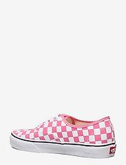 VANS - UA Authentic - lage sneakers - (checkerboard)pnklmndtrwt - 2