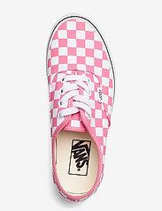 VANS - UA Authentic - lage sneakers - (checkerboard)pnklmndtrwt - 3