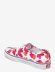 VANS - UA Authentic - lage sneakers - (valntnshrts)trwhtfchsprp - 2