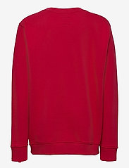 VANS - VANS CLASSIC CREW BOYS - sweatshirts - chili pepper/white - 1