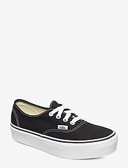 VANS - UA Authentic Platform 2.0 - lage sneakers - black - 0