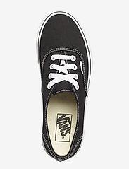 VANS - UA Authentic Platform 2.0 - lage sneakers - black - 3