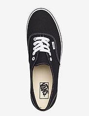VANS - UA Authentic Platform 2.0 - laag sneakers - black - 3