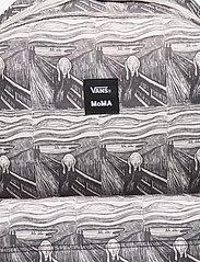 VANS - OLD SKOOL III BACKPACK - treenikassit - (moma) edvard munch - 3