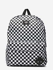 VANS - OLD SKOOL III BACKPACK - trainingstassen - black/white check - 0