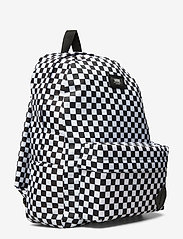 VANS - OLD SKOOL III BACKPACK - trainingstassen - black/white check - 2