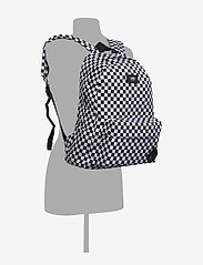 VANS - OLD SKOOL III BACKPACK - trainingstassen - black/white check - 4