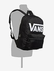 VANS - OLD SKOOL III BACKPACK - treenikassit - black/white - 4
